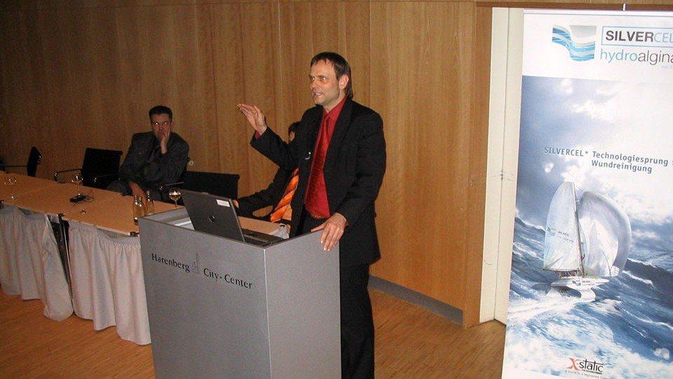 Dr. Ulrich Ziegler: Schauen Sie sich den Ulcus an!