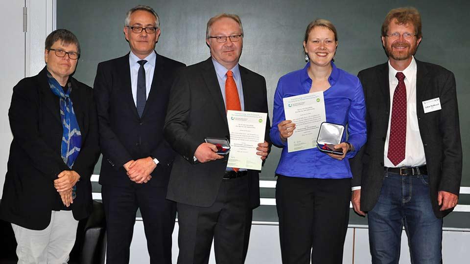 Preisträger und -initiatoren