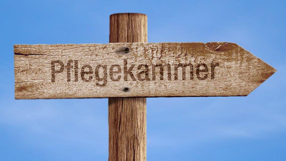 Gründungskonferenz für Bundespflegekammer.