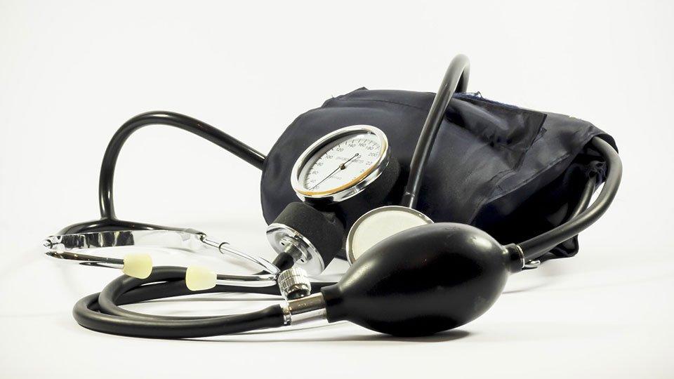 Manometer, Bluthochdruck, Hypertonie