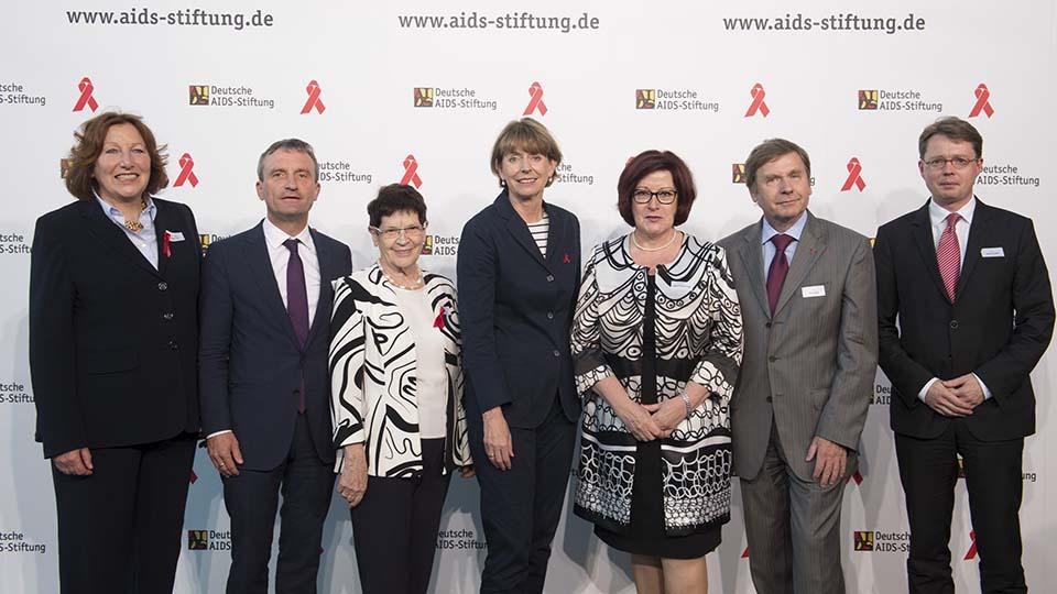 Die Deutsche AIDS-Stiftung ist 30 Jahre alt geworden.
