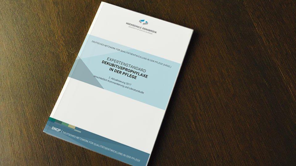 Der Expertenstandard Dekubitusprophylaxe