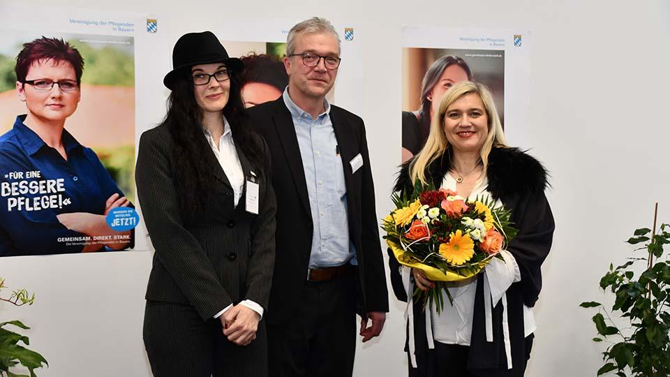 Vereinigung der Pflegenden in Bayern.