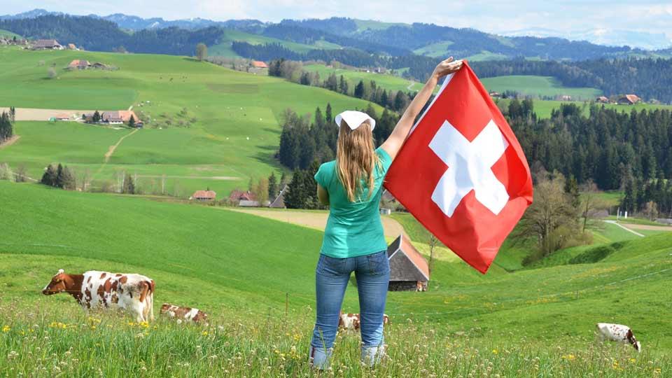In der Schweiz arbeiten