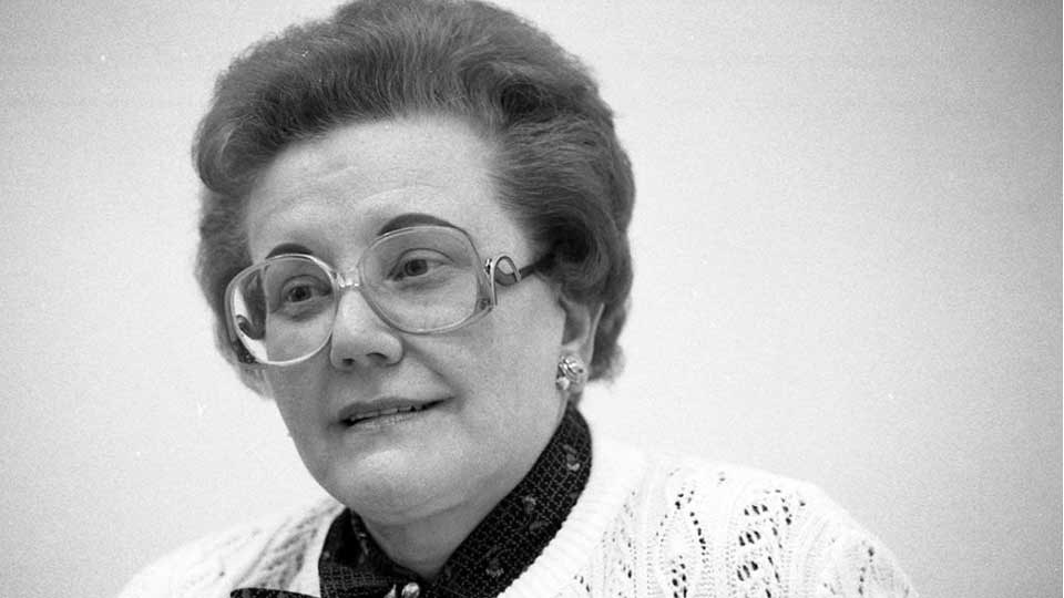 Madeleine Leiniger