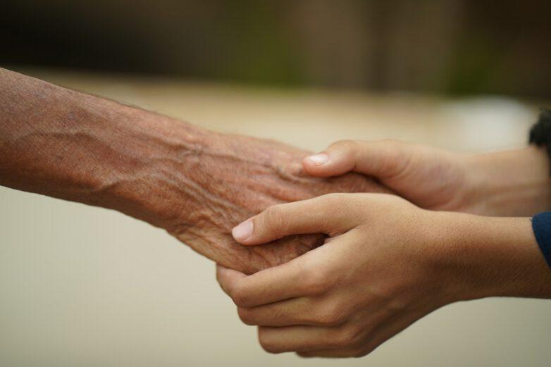Häusliche Pflege ist unter Coronabedingungen noch schwerer