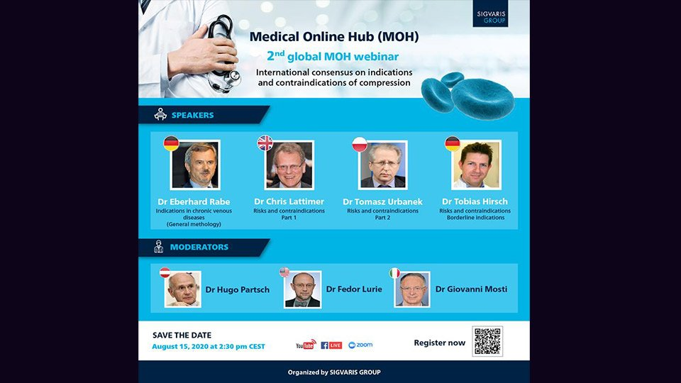 Medical Online Hub (MOH), 15.8.2020, 14:30 Uhr.