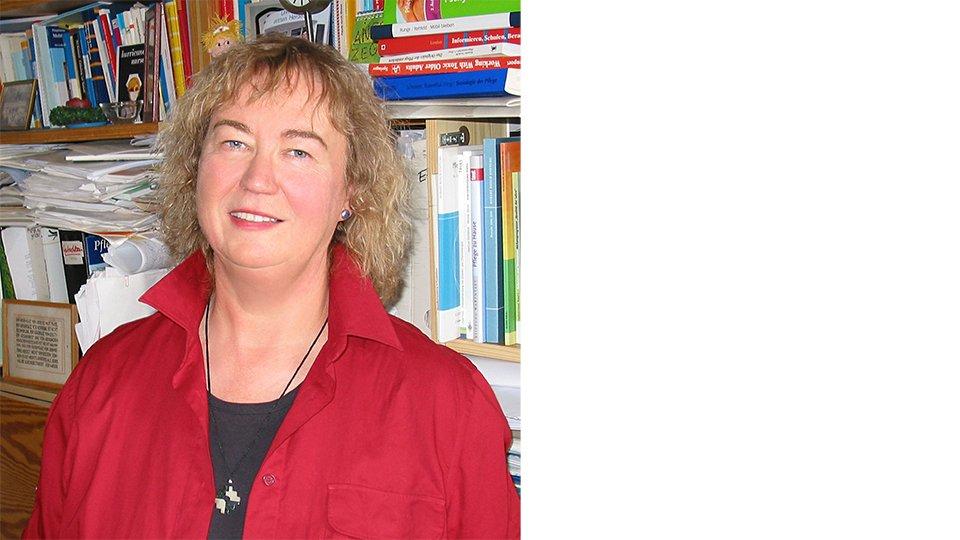 Dr. Angelika Zegelin.