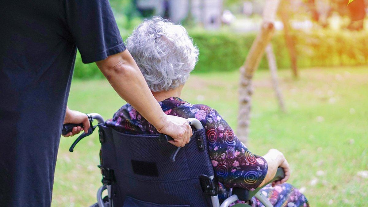 Die Zahl der Pflegebedürftigen ist seit Umstellung des Pflegebedürftigkeitsbegriffs gestiegen.