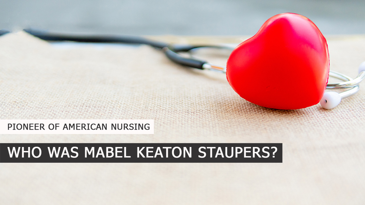 Who was Mabel Keaton Staupers?