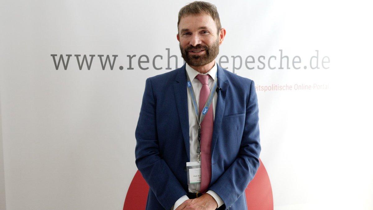 Kongresspräsident Prof. Dr. Volker Großkopf