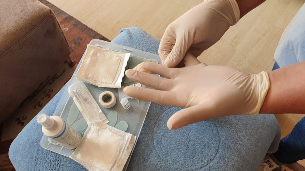 Non-Touch-Technik
