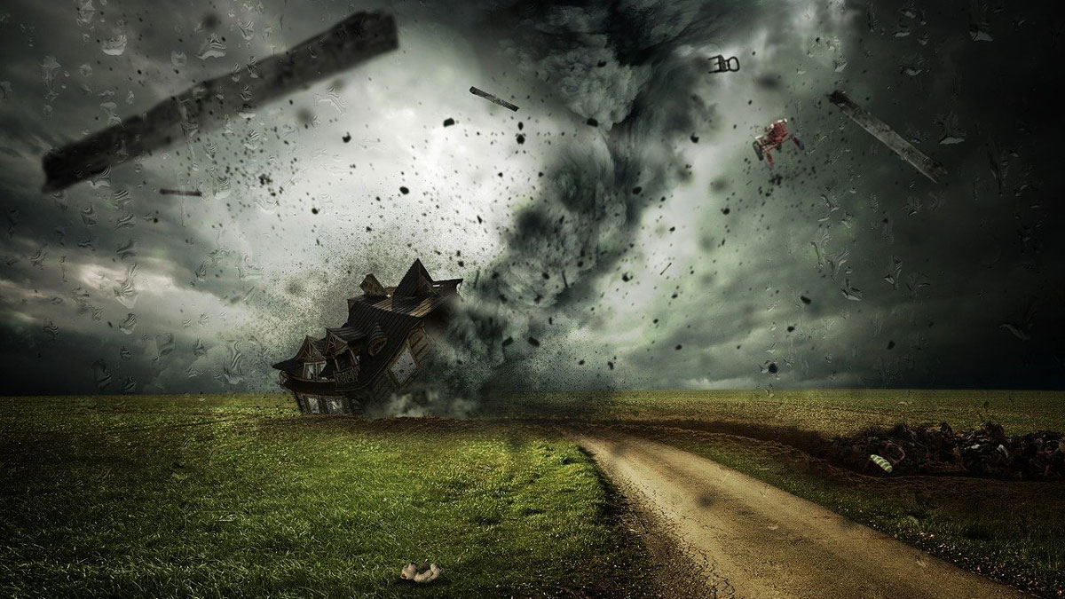 Klimawandel Zyklon